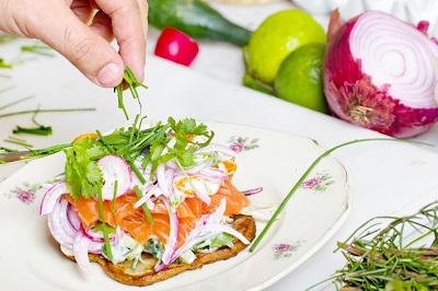 Selber kochen und gesünder essen Anleitung Bild unten