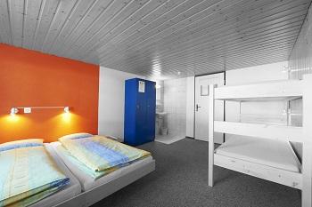 Hostel: eine Alternative zum Hotel? Anleitung Bild unten