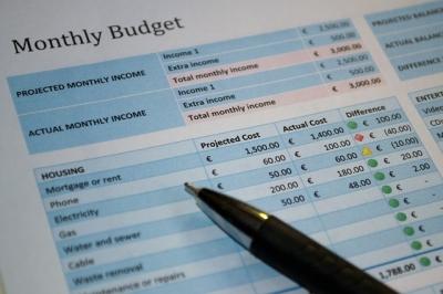 Finanzen im Griff: Was tun, wenn das Geld nicht reicht? Erfahrung Bild mittig pixabay.com © picdream (CC0 Creative Commons)