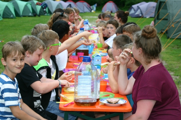 Camping Outdoor Kinderreisen