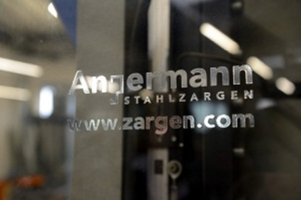Angermann Stahlzargen