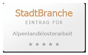 Alpenlandklosterarbeit Bewertung & Öffnungszeit