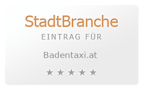 Baden Taxi: airport transfers Vienna