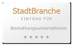 Bestattungsunternehmen Ratgeber Web Website