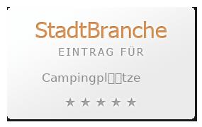 Campingpl��tze Bewertung & Öffnungszeit