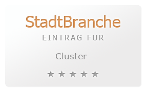 Cluster Bewertung & Öffnungszeit