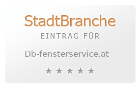 db Fensterservice – Service