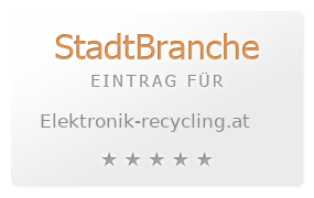 Deutsch   ELEKTRONIK RECYCLING