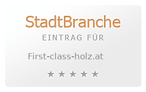 First Class Holz ? Wellnessliegen