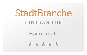 HaCo | Haselsteiner Cooperation Firma