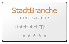 Hotelzubeh��r Bewertung & Öffnungszeit