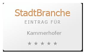 Kammerhofer Bewertung & Öffnungszeit