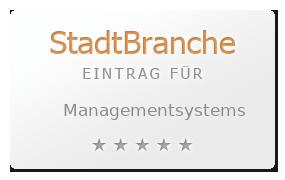 Managementsystems Bewertung & Öffnungszeit