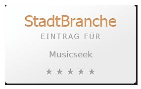 Musicseek Bewertung & Öffnungszeit