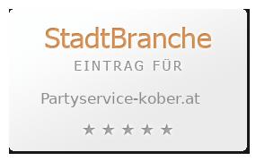 Kaufhaus Partyservice Kober > Ihnen 2019