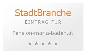 Pension Maria in Baden bei