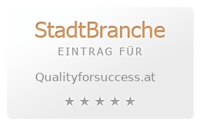 Willkommen bei Quality for success