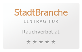 Rauchverbot in Restaurant  Cafe