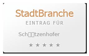 Sch��tzenhofer Bewertung & Öffnungszeit