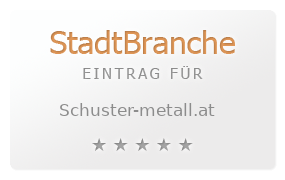 Home | Schuster Metall Technologie