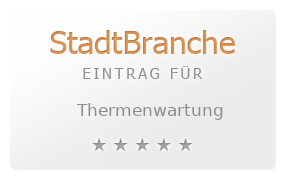 Thermenwartung Banner Open Sans