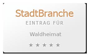 Waldheimat Website Marketing Tourismus