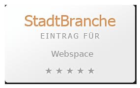 Webspace Bewertung & Öffnungszeit