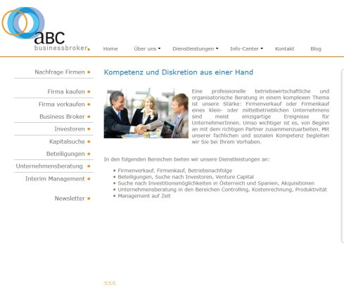 2ABC Active Business Consulting & Management GmbH Öffnungszeit
