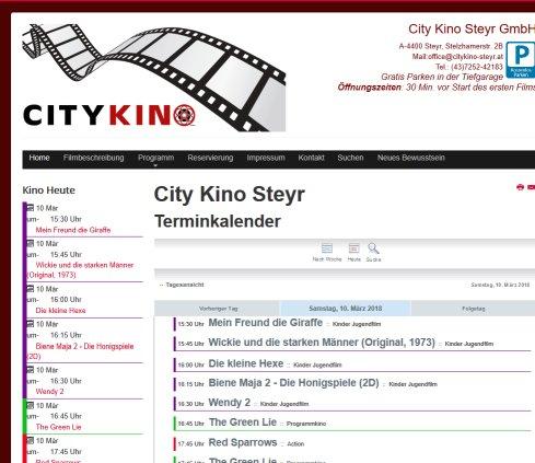 ᐅ City Kino Steyr City Kino Kino Steyr 2019