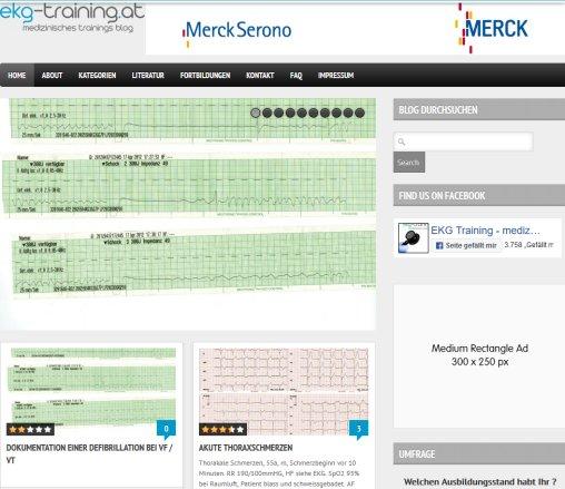 EKG Training Medizinisches › Ekg Wien 2019