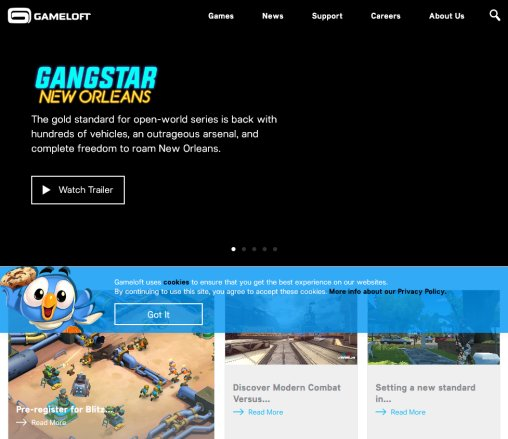 Top Mobile Games for iOS  Android  Java  more | Gameloft  Öffnungszeit