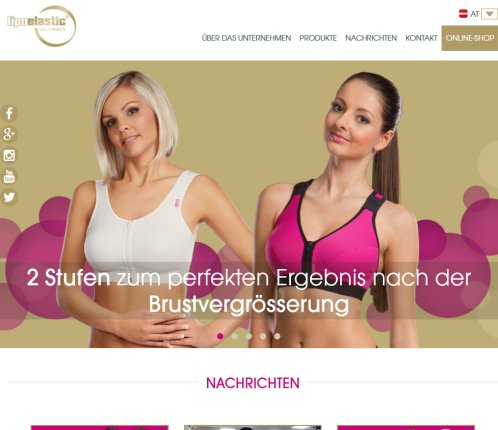 Produkte Lipoelastic.at › Collection Wien 2020
