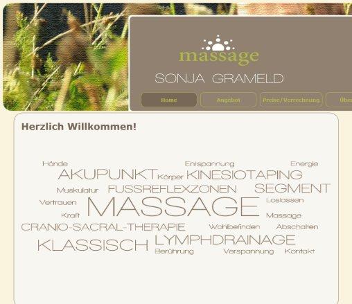 MASSAGE Grameld › massage Mittergrabern 2021