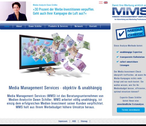 Media Management Services | Media support services for advertising and marketing professionals  Öffnungszeit