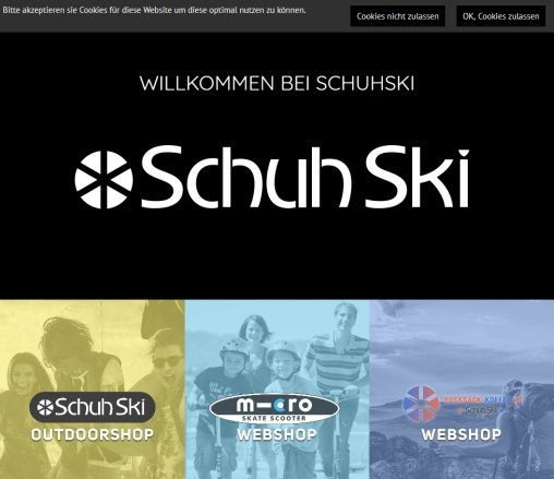 Schuhski Outdoorshop in (4820) Bad Ischl | UrlaubUrlaub.at