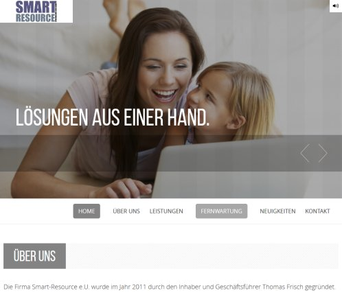 Home   Smart Resource e.U. | IT Solutions  Computernotdienst und Webdesign Smart Resource e.U. Öffnungszeit