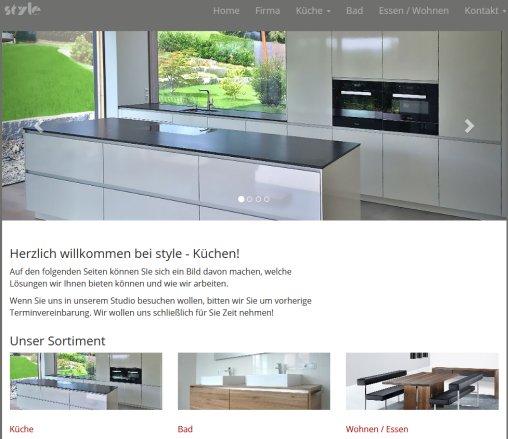 ᐅ Style Kuechen Style Mobelhandel Gmbh Home Dornbirn 2019