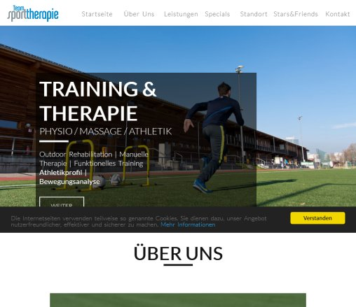 Team   Sporttherapie | Pomper | Brand   Training  Therapie | Physio | Massage | Athletik | Physiotherapie  Öffnungszeit