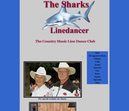 The Sharks Linedancers   The Country Music Linedance Club  Öffnungszeit