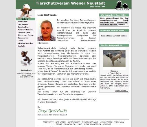 ᐅ Tierschutzverein Wiener Neustadt Neustadt 2019
