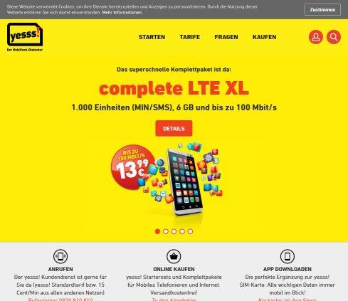 ᐅ Yesss A1 Telekom Austria Ag Tarife Wien 2019